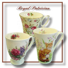 Fine English Bone China